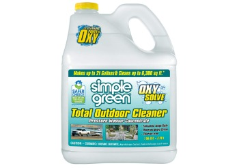 Simple Green's OXY Solve Outdoor Furniture Cleaner