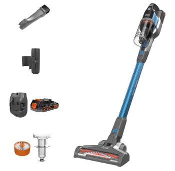 BLACK + DECKER Power series Extreme Cordless Stick