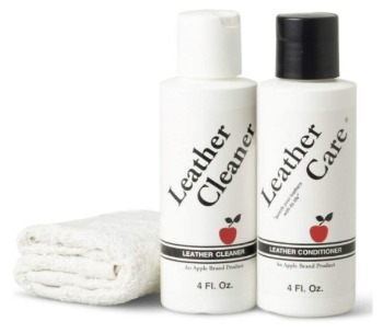 Apple Brand Leather Cleaner & Conditioner