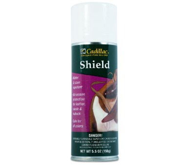 Cadillac Shield Water Stain Leather Protector
