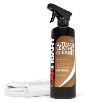 Carfidant Ultimate Leather Cleaner Microfiber