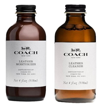 Coach Leather Handbag Moisturizer Cleaner