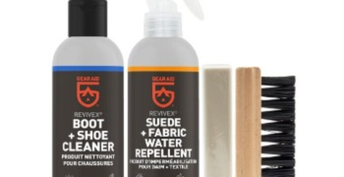 GEAR AID Suede Nubuck Revivex Fabric Boot Spray