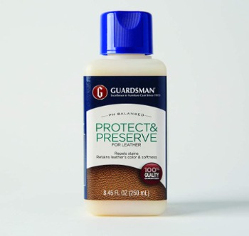 Guardsman Protect Preserve Leather for handbags