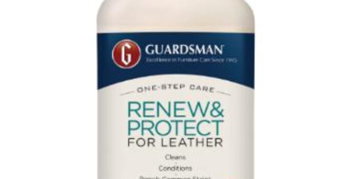 Guardsman Renew Protect Leather Conditions