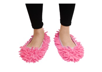 How to Wash Slippers