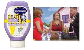Leather CPR Cleaner & Conditioner for purses