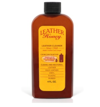 Leather Honey Accessories-Concentrated leather cleaner