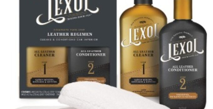 Lexol Conditioner leather Cleaner Kit