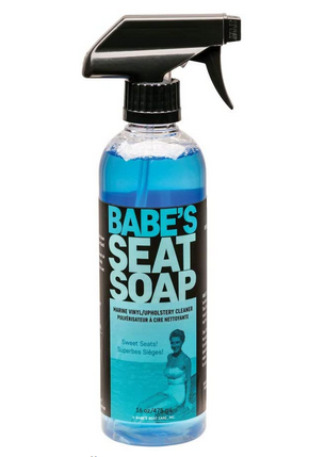 Babe's Seat Soap Boat Vinyl and Upholstery Cleaner