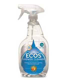 ECOS, Earth Friendly Products Shower Cleaner