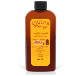 Honey Couch Leather Cleaner Accessories