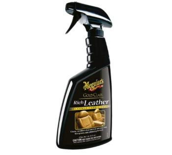 Meguiars G10916 Leather Cleaner and Conditioner