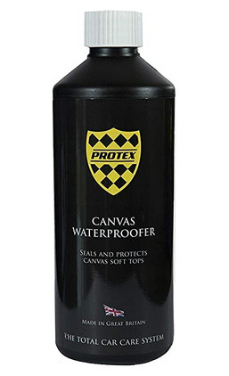 Protex World Convertible Soft Top Canvas Waterproofed Cleaner