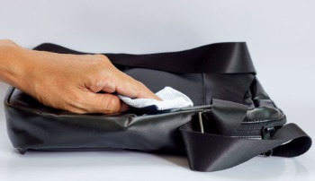 How to clean your old leather handbag